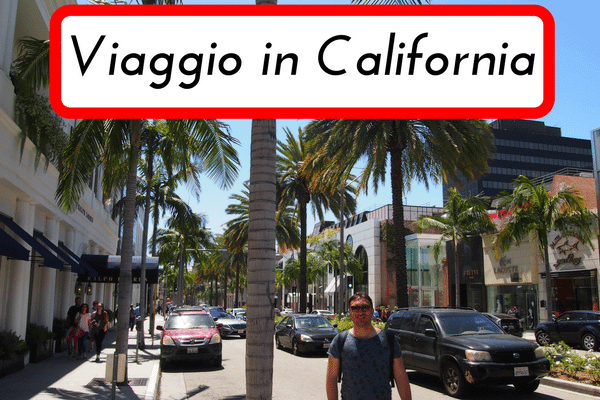 viaggio in california