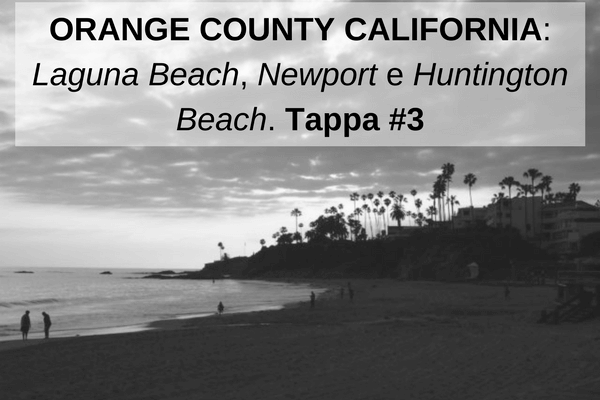 Orange County California