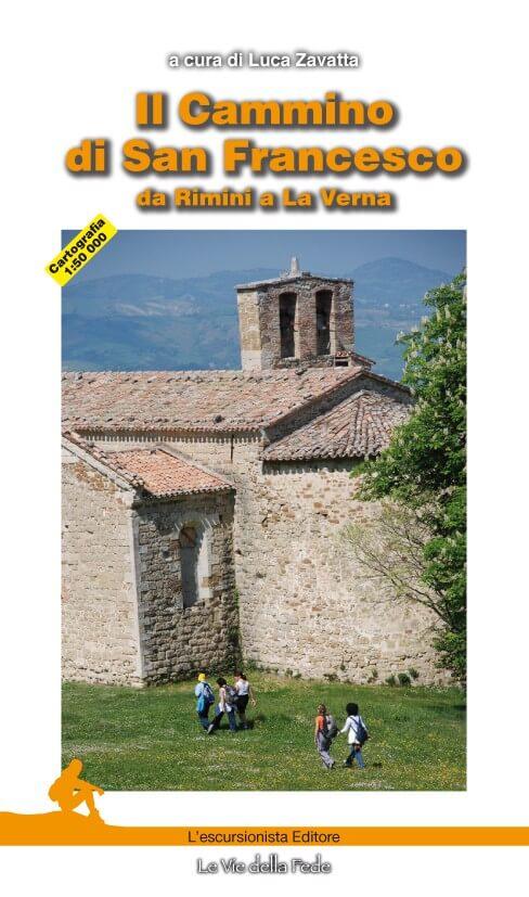 """Guida del pellegrinaggio """"Cammino di San Francesco"""""""