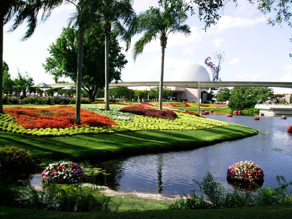 Epcot giardini